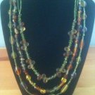 3 Strand Necklace