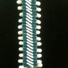 Square Braclelet with Freshwater Pearls