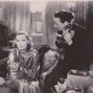 """GRETA GARBO""1930s DRAMA VINTAGE MOVIE PHOTO STILL 4848"