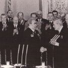 75th BIRTHDAY OF BREZHNEV DECEMBER 20 1981 PHOTO 791