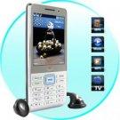 Quadband Dual SIM GSM Worldwide TV Cellphone