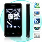 Beryllium Quadband Dual Sim World Phone w/ 3.2 Inch Touchscreen
