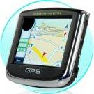 Ultra-Portable 3.5 Inch Touch Screen GPS Navigator