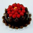 1 LAYER CAKE HANDMADE ARTS CLAY DOLLHOUSE MINIATURE