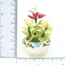 Mixed florals In Pot  Doll house Miniature NBR40
