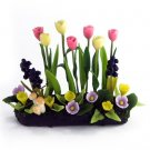 Delicate And Beautiful Mini Garden Miniature NBR 94