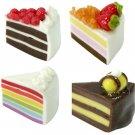 8 Pieces Of Multilayer Mini Cake Slice NBR 89