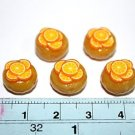 Set of 5pcs Mini Cake  Doll house Miniature NBR71