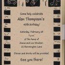 HALLMARK Birthday Cards / Invitations W/ Envelopes