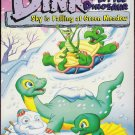 DINK THE LITTLE DINOSAUR IN THE SKY IS FALLING AT GREEN MEADOW