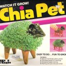 Vintage Chia Pet Bull in original Factory Sealed box