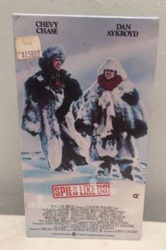 Spies Like Us Chevy Chase Dan Aykroyd (1995, HVS)