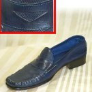 Cole-Haan handmade Penny Loafers in Navy - Retail $175 - YOUR PRICE $24.99 - 6.5 AA