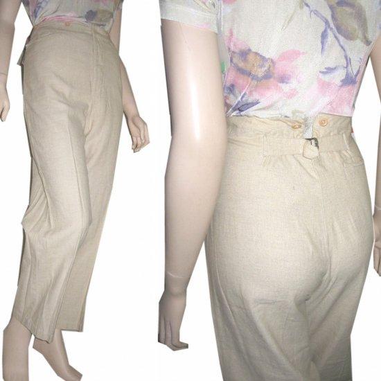 RALPH LAUREN Hi-Waist Sailor Pants * YOUR PRICE $21.99 * sz 6
