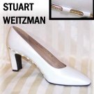 Stuart Weitzman Dress Pumps * Cream * size 8M * YOUR PRICE $39.99 * Retail $199