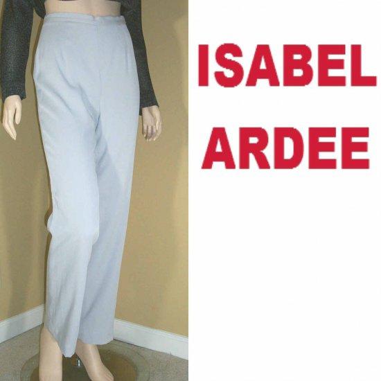 sz 6 Marisa Christina lite gray pants - YOUR PRICE $22.99 - Retail $176