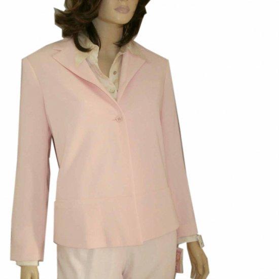 Executive Blazer by ELLIOTT LAUREN Pastel Pink - sz 6