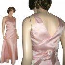 sz 6 CHETTA B EVENINGS Wrap Bodice 2-Pc SILK Gown $69.99 - List price $410