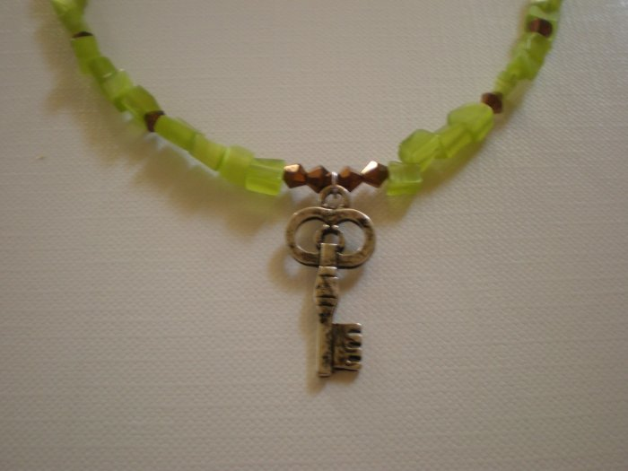 key to your secrets green