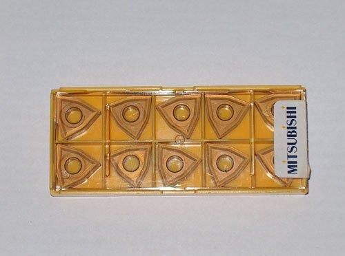 10 Pieces Mitsubishi Carbide Inserts IC WNMG080404 U625 WNMG431