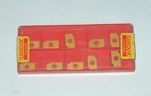 10 Pieces SANDVIK CARBIDE INSERTS R216.2-17 03 08-2