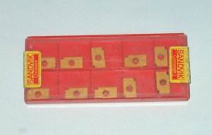 10 Pieces SANDVIK CARBIDE INSERTS R216.2-17 03 08-2