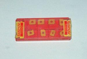 9 Pieces SANDVIK CARBIDE INSERTS R216.2-10 02 04