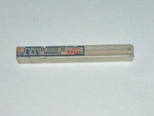 NACHI FAX SG SERIES BALL END MILL UA25 R3.6mm
