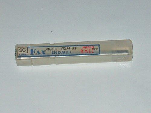 NACHI FAX SG SERIES BALL END MILL UB23 R5.6mm
