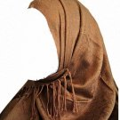 Full Body Hijab Pashmina - Mocha