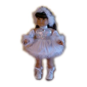 Ice Skating or Tap Dance Outfit for 18 inch Doll