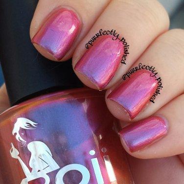 Victoria - Brand NEW COLOR - Boii Nail polish - Color Shifting  nail Polish