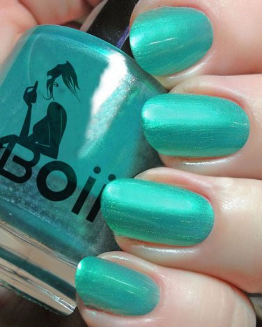 Boii Nail polish Whats that guy up 2 now