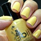 pastel yellow  - Boii Nail polish