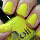 neon yellowbird  - Boii Nail polish