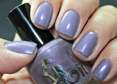 pastel purple  - Boii Nail polish