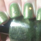 Boii Nail polish Green hulk man