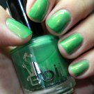 emerald on her hands - Boii Nail polish
