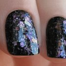 purple flakie  Glitter Polish - Boii Nail polish