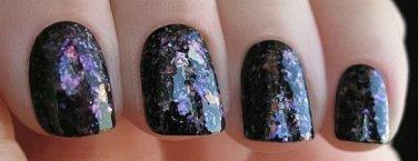purple flakie  Glitter Polish - Boii Nail polish