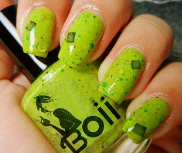 Boii Nail polish - i love green