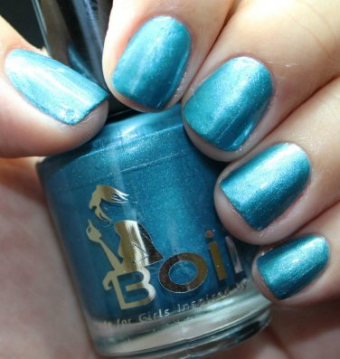 you will succeed one day - Boii Nail polish