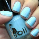 never be afraid of love - Boii Nail polish