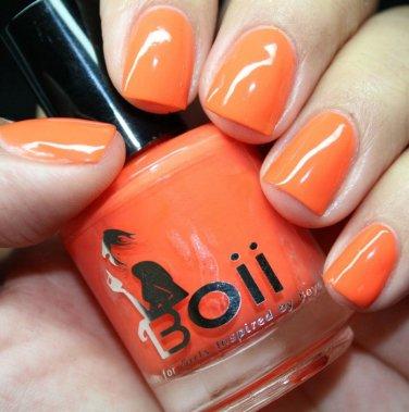 i was just kidding - Boii Nail polish