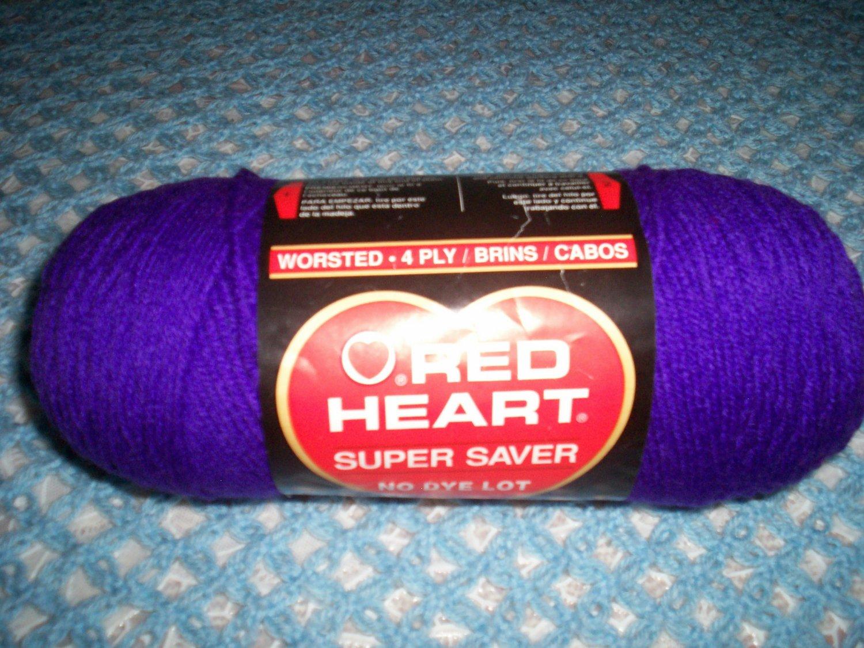 356 Amethyst Crochet/knitting yarn