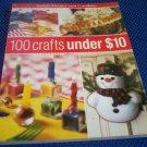 100 crafts under $10
