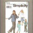 Simplicity pattern 5655