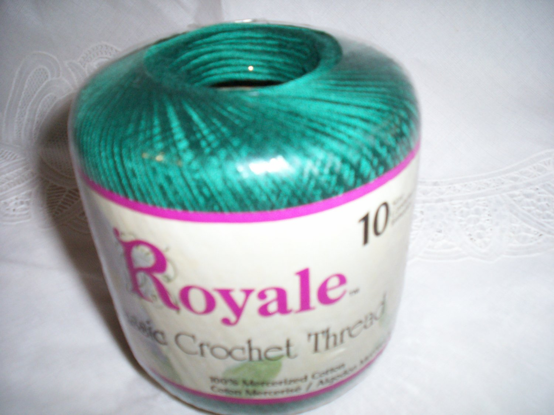 Royale Classic Crochet Thread