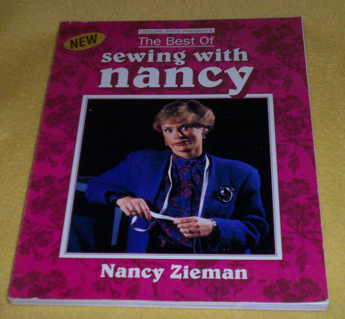 The Best Of Sewing With Nancy Zieman