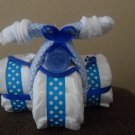 SOLD Carter's Tricycle Baby Shower Diaper Cake/Boy